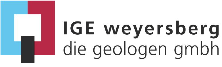 IGE weyersberg die geologen gmbh logo